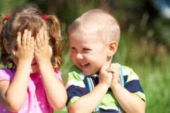 Children should be happy