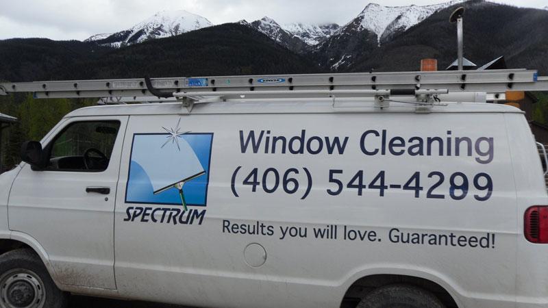 Spectrum Window Cleaning Gallery